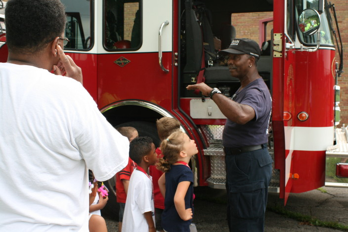 Learn About Fire Safety