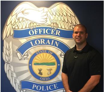 Officer Tom Orlosky